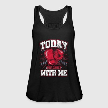 Sport Boxing Boxing match - Women's Tank Top by Bella