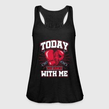 Boxing Boxing match - Women's Tank Top by Bella