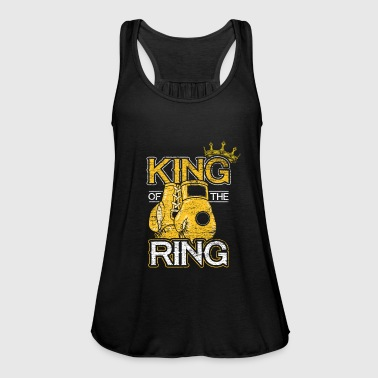 Boxing match winner - Women's Tank Top by Bella
