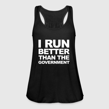Government Run - Women's Tank Top by Bella
