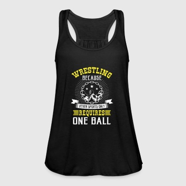 Wrestling other sports only requires one ball - Top da donna della marca Bella