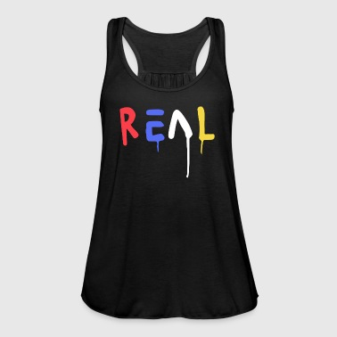 Real Graphic - Women's Tank Top by Bella