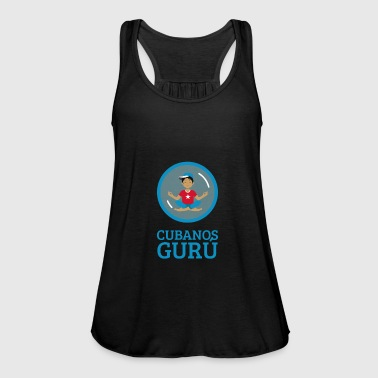 Cuban Guru - Women's Tank Top by Bella
