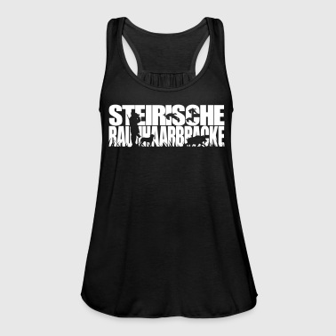 STIRISH RAUHHAARBRACKE Hound Wilsigns Hunter - Women's Tank Top by Bella