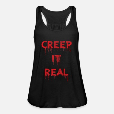 Creep It Real - Camiseta de tirantes mujer, de Bella