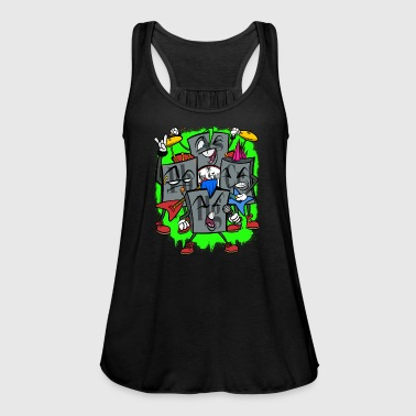 Heavy Metal - Women's Tank Top by Bella