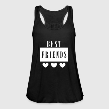 Best friend best friend - Women's Tank Top by Bella