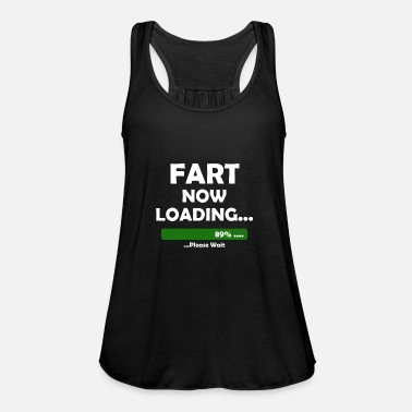 Fart Fart - Women's Tank Top by Bella