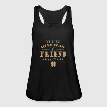 Friend Friends Friendship Friend - Women's Tank Top by Bella
