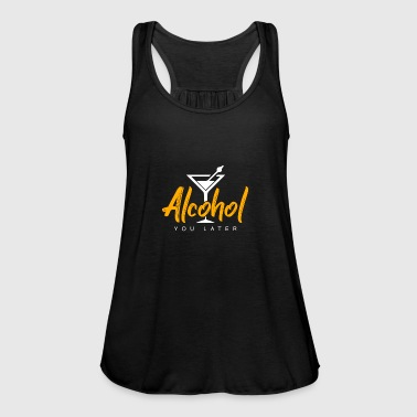 Alcohol liquor gift - Women's Tank Top by Bella