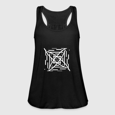 Tempest winds in the Antarctic Celtic Egyptian - Women's Tank Top by Bella