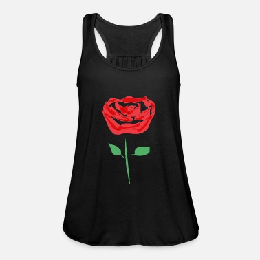 Rose rose - Women's Tank Top by Bella