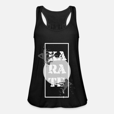 Karate karate - Women's Tank Top by Bella