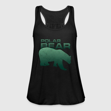 Polar Bear Polar Bear Ursus Polar Polar Bear Gift - Women's Tank Top by Bella