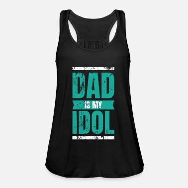 Father And Son father and son - Women's Flowy Tank Top