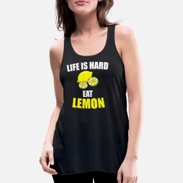 Lemon life - Women's Flowy Tank Top