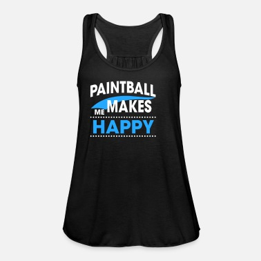 Paintball PAINTBALL - Women's Tank Top by Bella