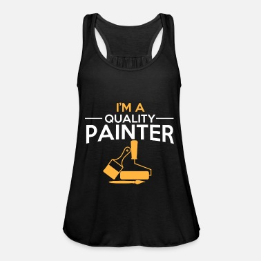 Painter Painter and painter painter gift idea - Women's Tank Top by Bella