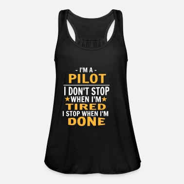 Pilot pilot - Women's Tank Top by Bella