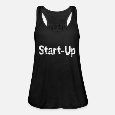 Start Start-up - Canotta con taglio morbido donna