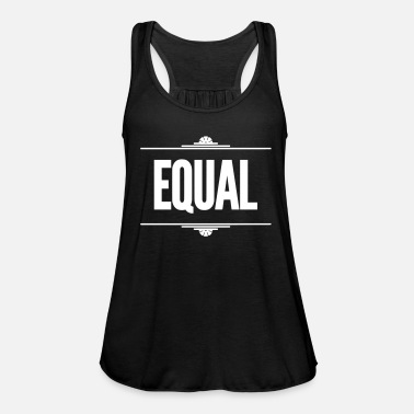 Equalizer Equal - Women's Flowy Tank Top