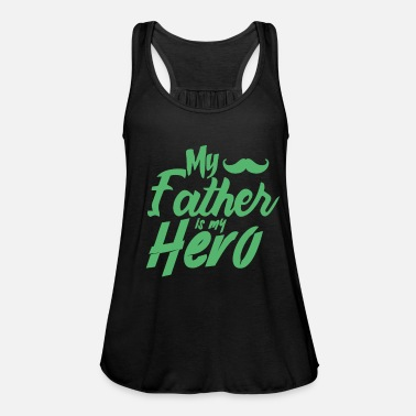 Father's Day Father's Day Father's Day Father's Day Father's Day - Women's Flowy Tank Top