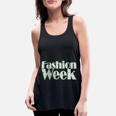 Week Fashion Week - Fashion Week - Vrouwen tank top