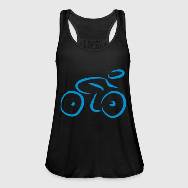 2541614 14906110 Bicycle - Women's Tank Top by Bella