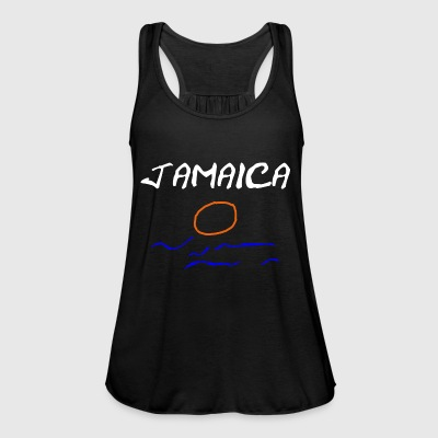 Jamaica sea and sun - Women's Tank Top by Bella