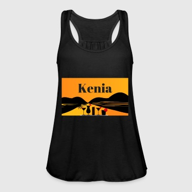 Kenya - Women's Tank Top by Bella