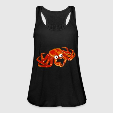 krebs,krabbe,cartoon - Frauen Tank Top von Bella