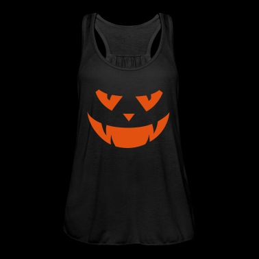 Pumpkin halloween costume - Women's Tank Top by Bella