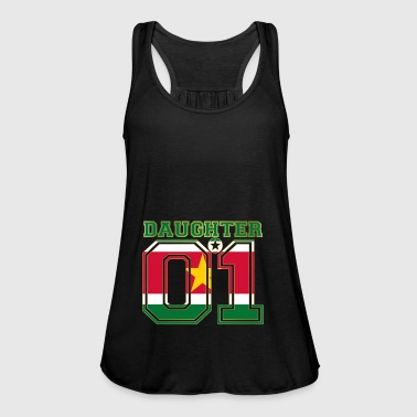 Daughter 01 daughter queen Suriname - Women's Tank Top by Bella