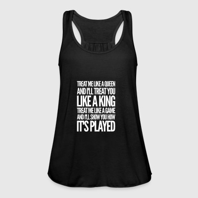Girl sayings - Frauen Tank Top von Bella