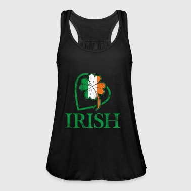 I love Ireland and Irish signs and colors - Women's Tank Top by Bella