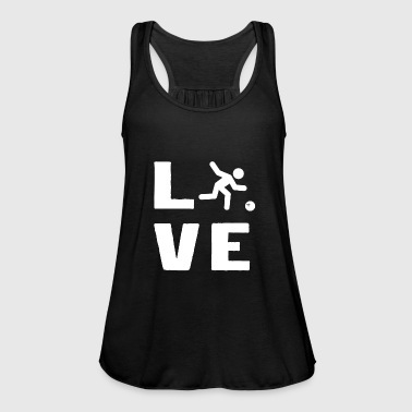 Bowling bowlen love Shirt - Frauen Tank Top von Bella