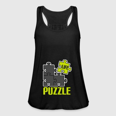 Play puzzle game puzzle mind mind new n - Women's Tank Top by Bella