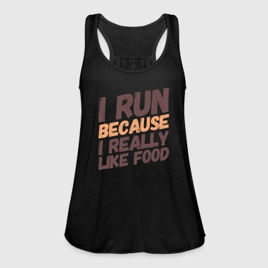 love to run - Women's Tank Top by Bella