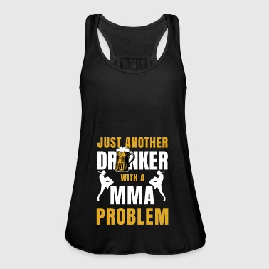 MMA Gift Martial Arts Martial Arts Drinker - Women's Tank Top by Bella