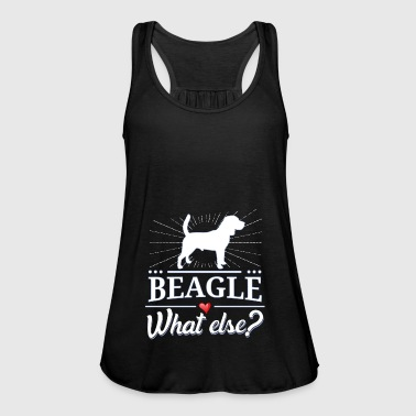 Beagle what else? - Women's Tank Top by Bella