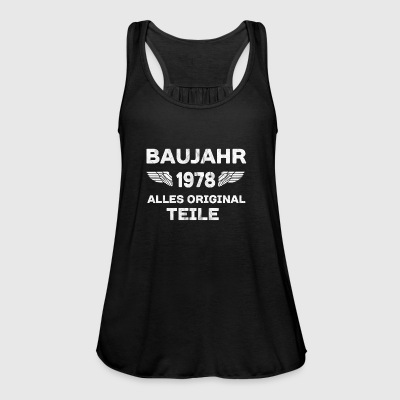 Year 1978 - All original parts - Women's Tank Top by Bella