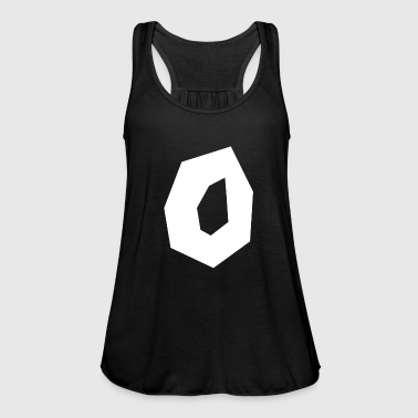 Polygon - Frauen Tank Top von Bella