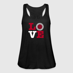 JAPAN HEART - Dame tanktop fra Bella