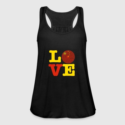 China heart - Women's Tank Top by Bella