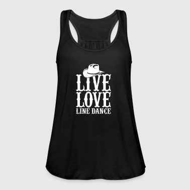Live dance love - Women's Tank Top by Bella