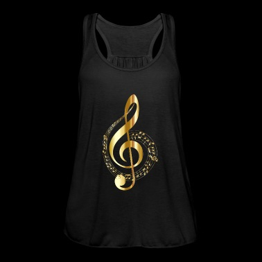musical note - Women's Tank Top by Bella