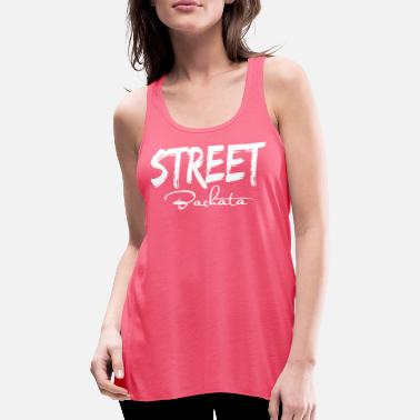 Street Dance Street Bachata white - Dance Shirts - Women's Tank Top by Bella