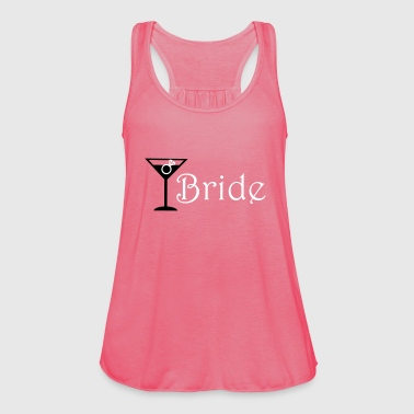 Bride Cocktail - Women's Tank Top by Bella