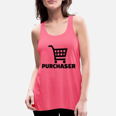 Purchase Purchaser - Women's Flowy Tank Top