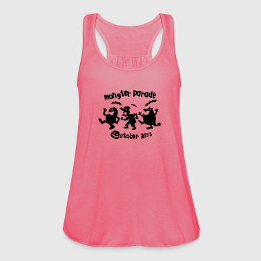 Monster Parade - Women's Tank Top by Bella